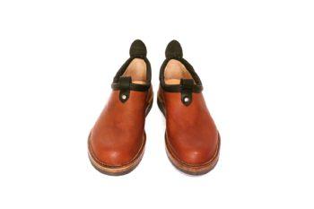 Moc Shoe Cinnamon