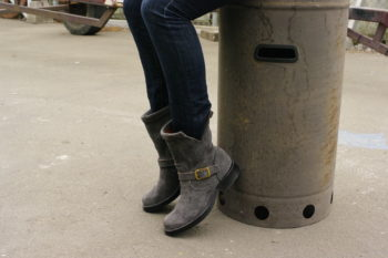 9 inch engineer boot jumonji works