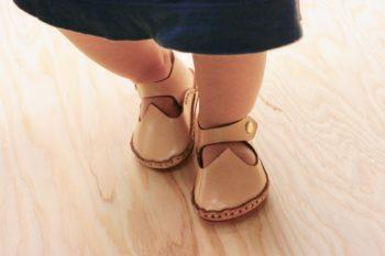 Baby moccasin - Sweet hart style jumonjiworks