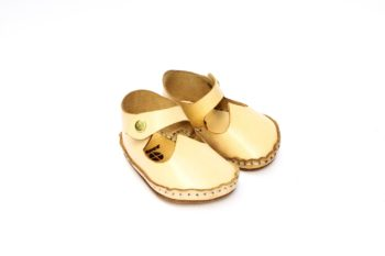 Baby moccasin - Sweet hart style